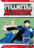 Fullmetal Alchemist 3 The Land of Sand