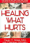 Healing What Hurts Fast Ways to Get Safe Relief from Aches and Pains and Other Everyday Ailm...