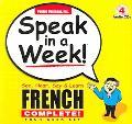 Speak in a Week French See, Hear, Say & Learn