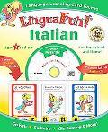 LinguaFun! Italian Language Learning Card Games