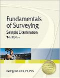Fundamentals of Surveying Sample Examination