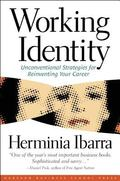 Working Identity Unconventional Strategies for Reinventing Your Career