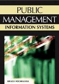 Public Management Information Systems - Bruce A. Rocheleau - Paperback