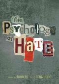 Psychology Of Hate