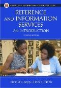 Reference and Information Services (Library and Information Science Text Series)