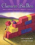 Character Builders Books And Activities for Character Education
