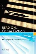 Read on... Crime Fiction