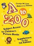 A to Zoo  [2-book set] (Children's and Young Adult Literature Reference)