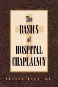 Basics of Hospital Chaplaincy