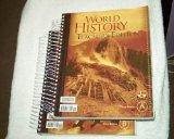 World History Teacher's Edition - Third Edition A & B Book (2 Book Set)
