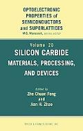 Silicon Carbide Materials, Processing and Devices