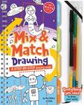 Mix and Match Drawing : A Step by Step Drawing Studio