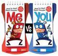 Me Versus You: Head-to-Head Pencil Games Challenge (Klutz)