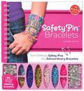 Safety Pin Bracelets : Turn Ordinary Safety Pins into Extraordinary Bracelets