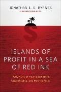Islands of Profit in a Sea of Red Ink : Why 40% of Your Business Is Unprofitable and How to ...