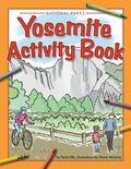 Yosemite National Park Activity Book