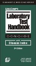 Laboratory Test Handbook Concise With Disease Index