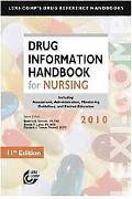 Drug Information Handbook for Nursing