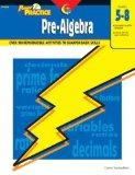 Power Practice: Pre-Algebra, Gr. 5-8 (Power Practice Grades 5 - 8)