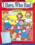 I Have, Who Has?, Language Arts -- Grades 5-6: 38 Interactive Card Games