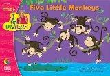 Five Little Monkeys, Sing Along & Read Along with Dr. Jean