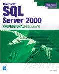 Microsoft SQL Server 2000 Professional Projects