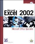 Microsoft Excel 2002 Microsoft Office Specialist