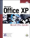 Microsoft Office Xp Microsoft Office Specialist