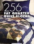 265 Fat Quarter Quilt Blocks