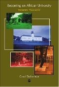 Becoming an African University: Makerere, 1922-2000