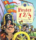 Pirates 123 Count from One to Ten and Find Hidden Treasures!