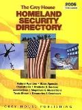 Grey House Homeland Security Directory, 2005 - Laura Mars-Proietti - Other Format