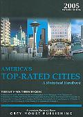 America's Top-Rated Cities 2005 A Statistical Handbook  Southern Region