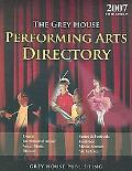 Grey House Performing Arts Directory, 2007