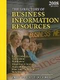 Directory of Business Information Resources
