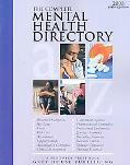 The Complete Mental Health Directory
