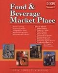 Food and Beverage Market Place : Brokers/Wholesalers/Importer, Etc