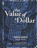 Value of a Dollar: 1860-2009