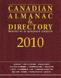 Canadian Almanac & Directory 2010 (Canadian Almanac and Directory)