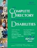 The Complete Directory for People With Disabilities 2011: A Comprehensive Source Book for In...