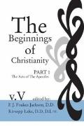 Beginnings of Christianity The Acts of the Apostles  Additional Notes to the Commentary
