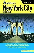 New York City, New York Pocket Atlas