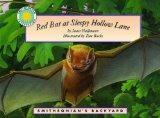 Red Bat at Sleepy Hollow Lane - a Smithsonian's Backyard Book (with audiobook cassette tape)...