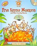 5 Little Monkeys Book And Other Counting Rhymes