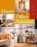 Home Office Solutions Creating the Space That Works for You