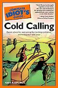 Complete Idiot's Guide to Cold Calling