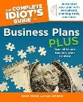 Complete Idiot's Guide to Business Plans Plus