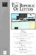 News from the Republic of Letters No. 13, Spring & Summer 2004