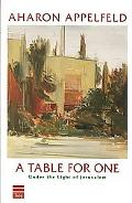 Table for One: Under the Light of Jerusalem