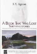 A Book That Was Lost: Thirty Five Stories